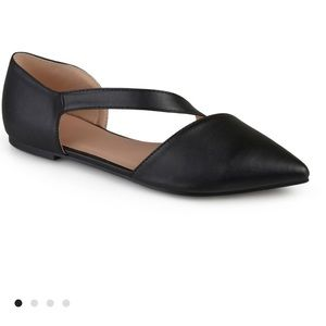 Black Journee Collection flats